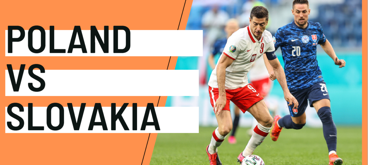 Poland Slovakia EURO 2020 analytics statistics