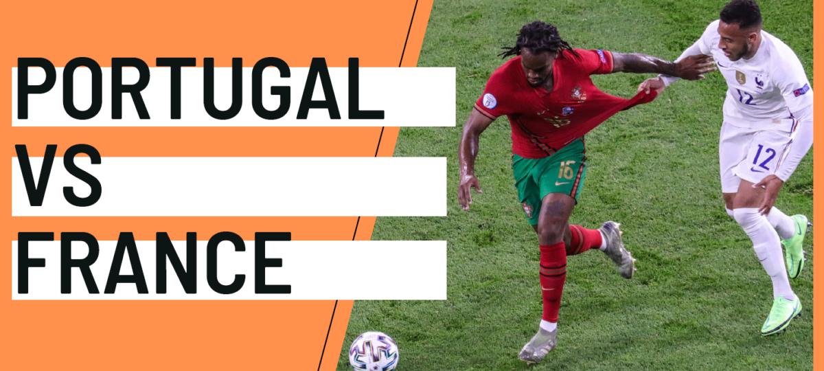 EURO 2020 Portugal France analytics statistics