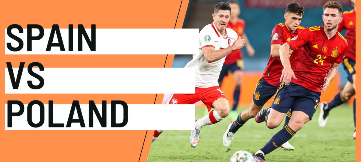 Spain Poland analytics EURO 2020 statistics