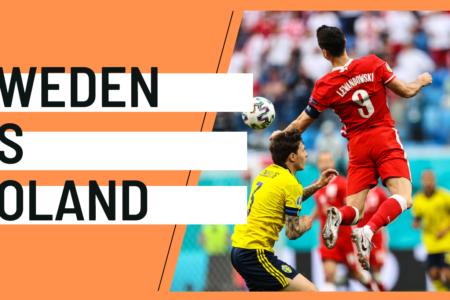Sweden Poland EURO 2020 analytics statistics
