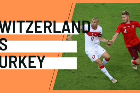 Switzerland Turkey EURO 2020 analytics statistics