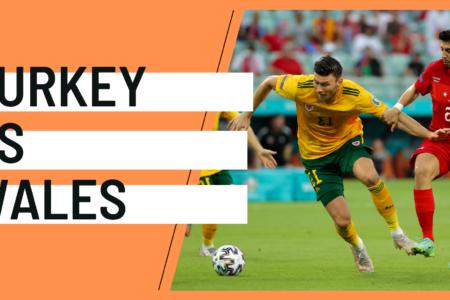 Turkey Wales EURO 2020 analytics statistics