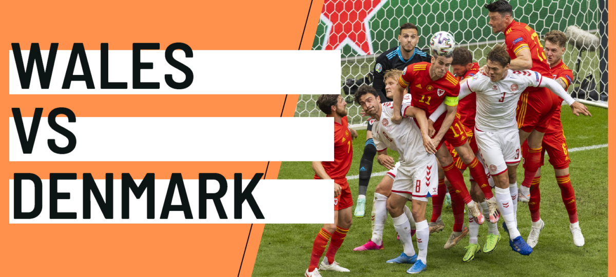 Wales Denmark EURO 2020 analytics statistics