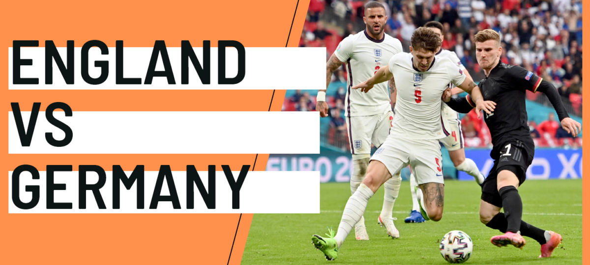 England Germany analytics statistics EURO 2020