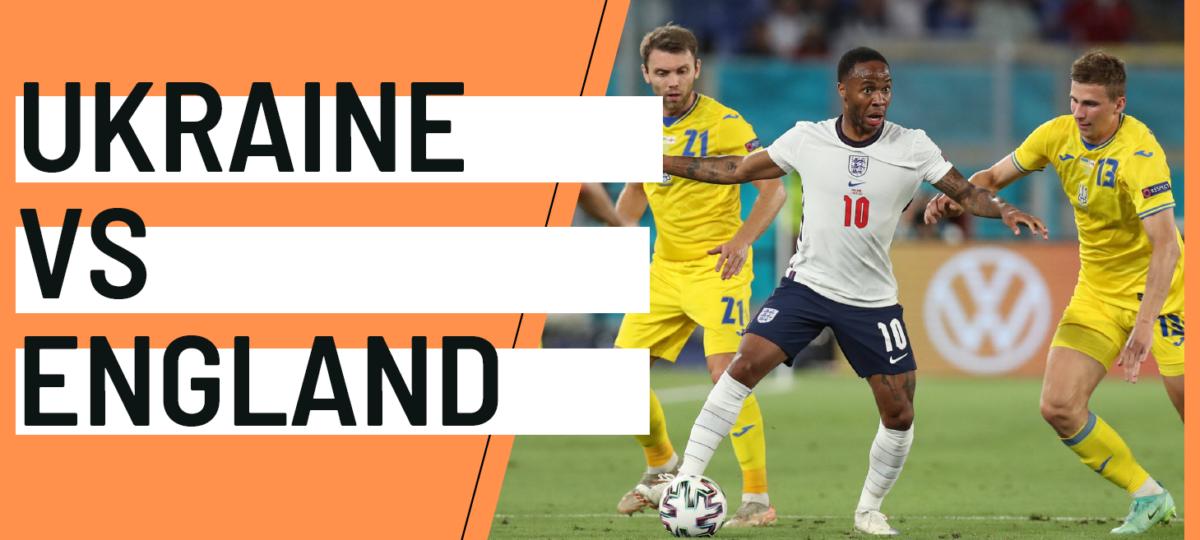 Ukraine England EURO 2020 analytics statistics